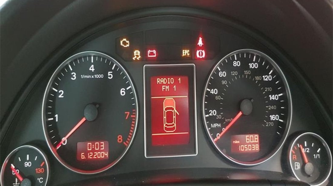 Kit ambreiaj Audi A4 B7 2005 Sedan 2.0 TFSi