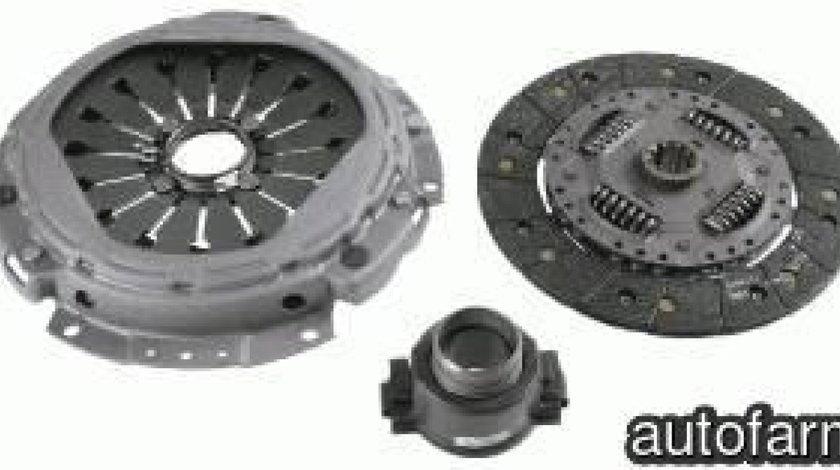 Kit ambreiaj Audi A4 motor 1.9 TDI 116CP SACHS 826732