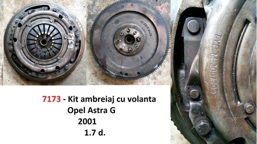 Kit ambreiaj cu volanta Opel Astra G