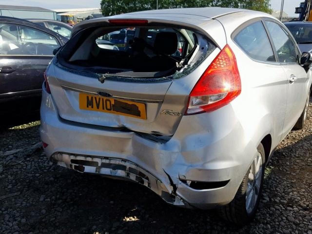 Kit ambreiaj Ford Fiesta Mk6 2010 Coupe 1.25