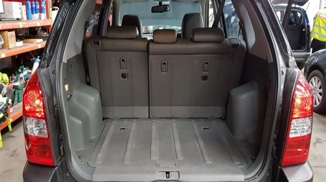 Kit ambreiaj Hyundai Tucson 2006 SUV 2.0 CRTD