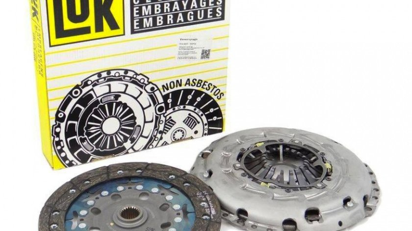 Kit Ambreiaj Luk Volvo V50 2003-2012 1.6 D 624 3710 09