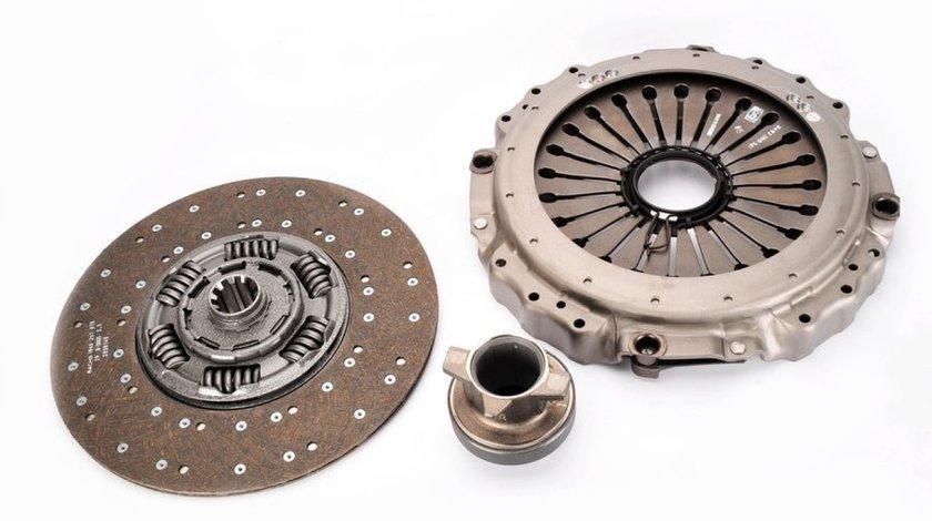 Kit ambreiaj Man Lion motor 10518 cmc cutie viteze automatica 12AS VALEO VAL809136