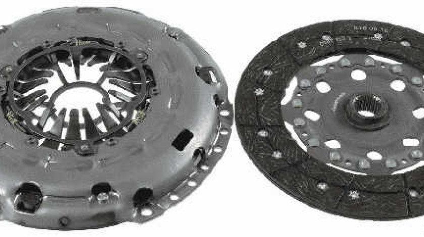 Kit ambreiaj motor 2.0 CRDI (6 viteze) AISIN 4120024720