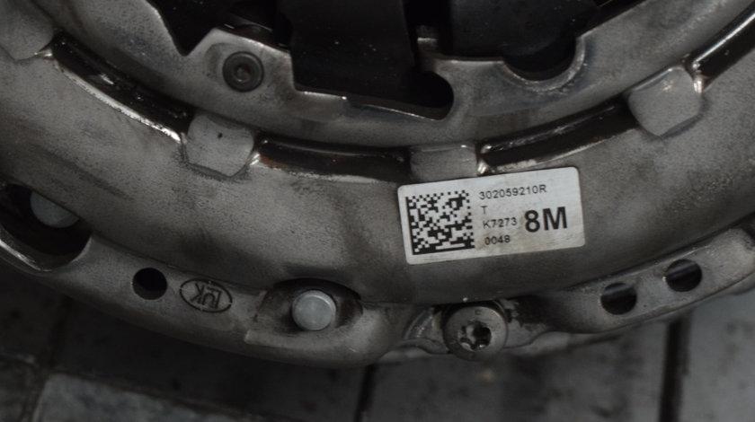Kit ambreiaj Nissan Qashqai 1.2 DIG-T 302059210R 9