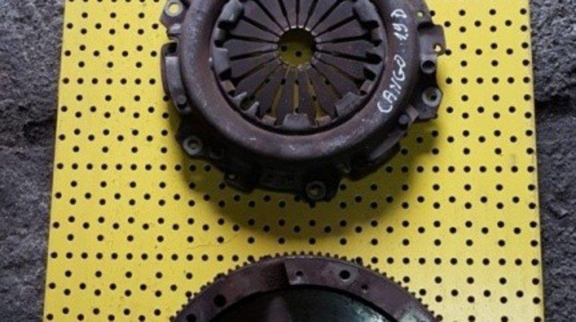 Kit ambreiaj Renault Kangoo 1.9D 7700106521 7700103573d placa disc volanta