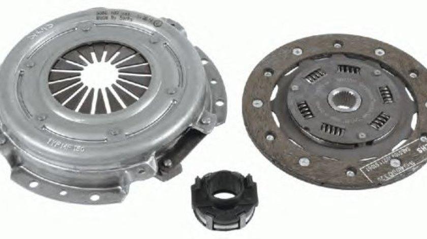 Kit ambreiaj Renault R11, R9 Super5 / Rapid 180/181Mm 26 Dinti , motorizare 1.6 D , originala 7711130001 Kft Auto