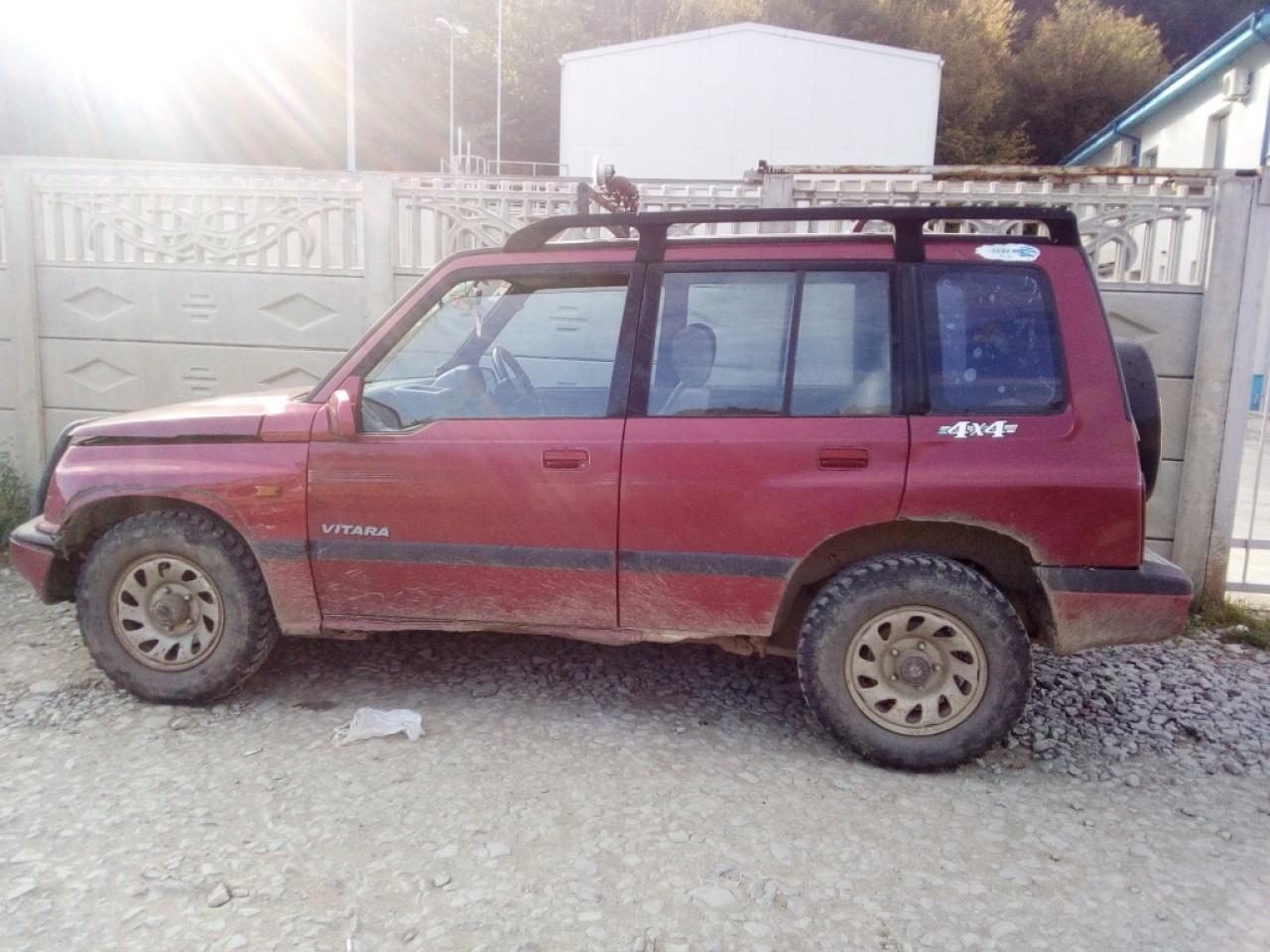 Kit ambreiaj Suzuki Vitara 1995 Hatchback 1.6