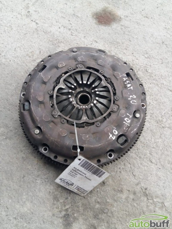 Kit Ambreiaj Volkswagen Passat B6 (2005-2010) 2.0 TDI 324035510 motor BKD 324035510