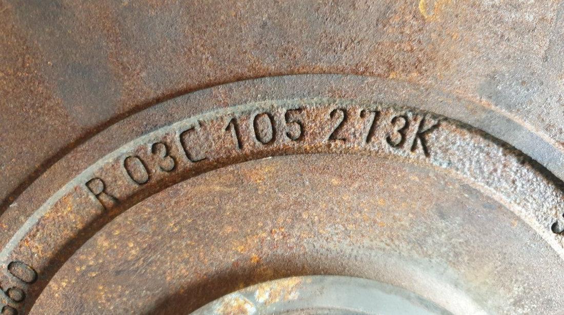 Kit ambreiaj VW Passat B6 1.4 TSI 122cp cod piesa : 03C141025G / 03C105273K