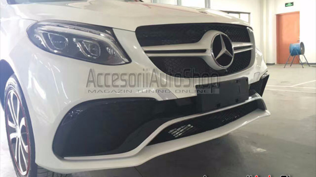 Kit AMG Mercedes GLE W166 2015 2016