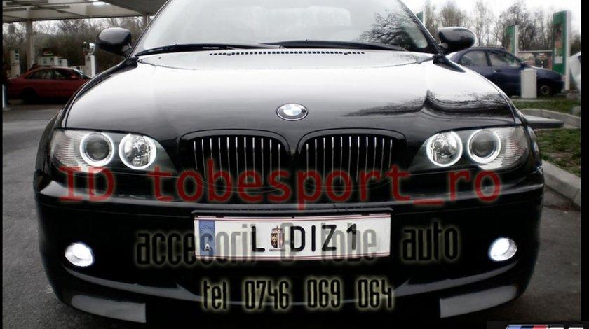 Kit Angel Eyes CCFL BMW E46 FACELIFT NONFACE - 149 RON -