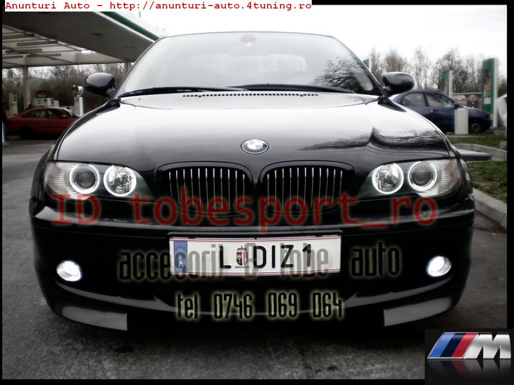 Kit Angel Eyes CCFL BMW E46
