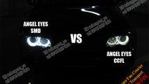 Kit Angel Eyes SMD BMW E36 Pret 229 RON