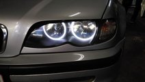 Kit Angel Eyes SMD LED Samsung pentru BMW E46