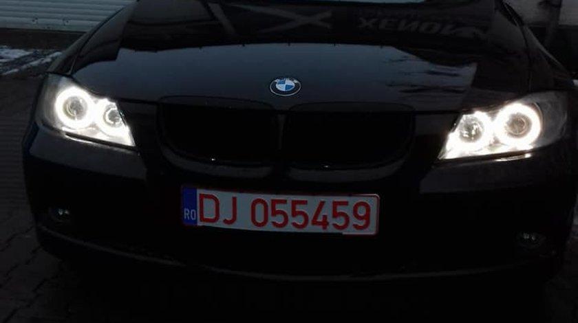 Kit Angel Eyes SMD Led Samsung pentru BMW E90/E87/E91/E92