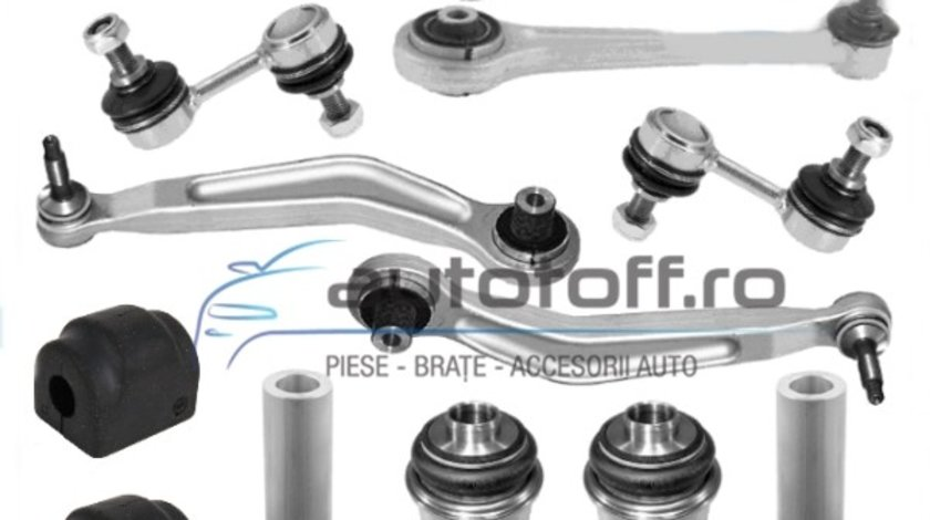 Kit articulatie spate BMW E39 Seria 5 (95-03) 12 piese NOI