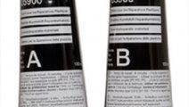 Kit bicomponent A+B reparatie material plastic 2x1...