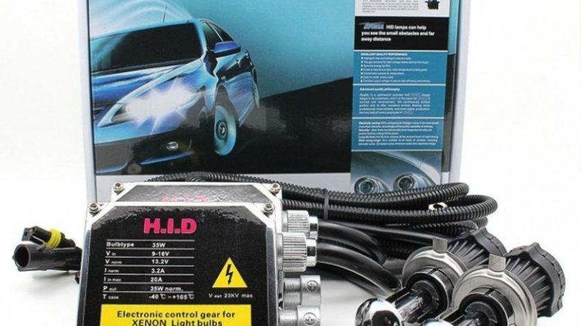 Kit Bixenon H4 Ballast Standard 35W 6000K 12V