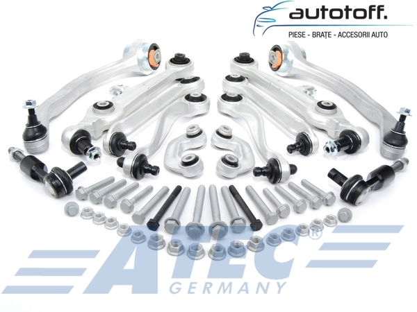Kit Brate 12 piese Audi A4 B5 A6 4B C5 VW Passat B5 3B 3BG  HD-Version