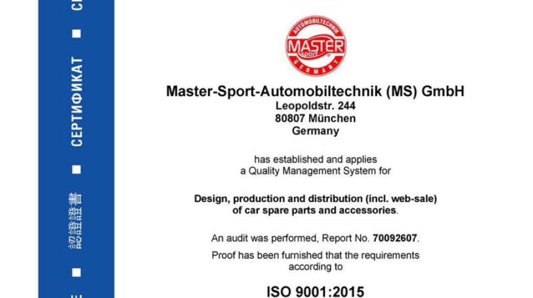 Kit brate Audi A4 B6