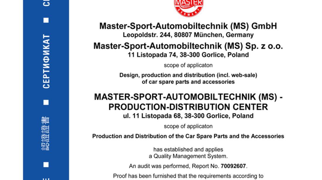 Kit brate Audi A6 4F