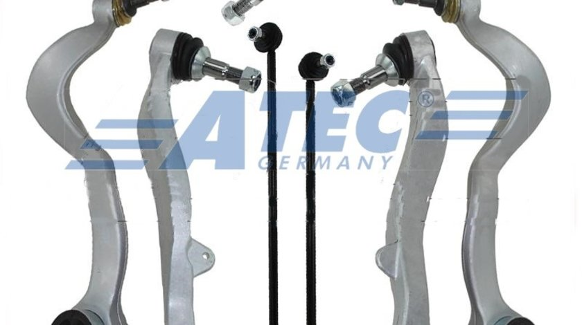 Kit brate BMW E65 E66 seria 7 set 8 piese import ATEC Germania
