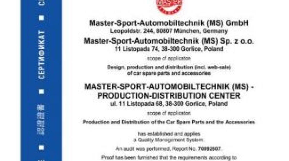 Kit brate Mercedes C-Class W203