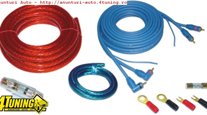 Kit Cabluri Amplificator Auto Good Quality Ht 468