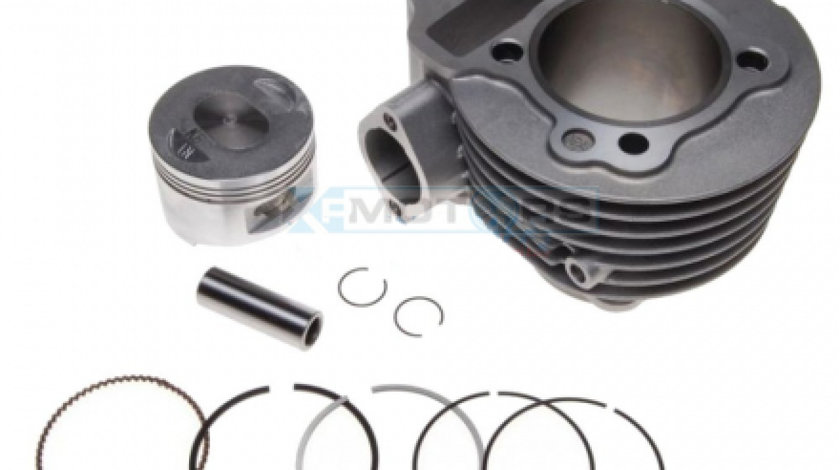 Kit cilindru ATV 150CC 57.4MM 4T (SET MOTOR)