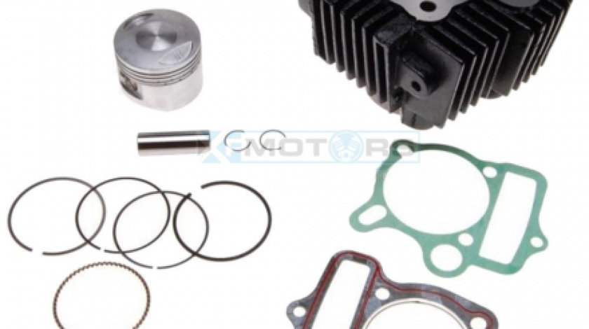 Kit cilindru CROSS 125cc, 52.4MM 4T - Calitate superioara