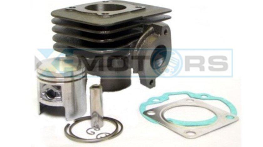 Kit Cilindru (set motor) scuter Suzuki / Morini AD 50 cc 2T - 41 mm (Aer) - NOU -