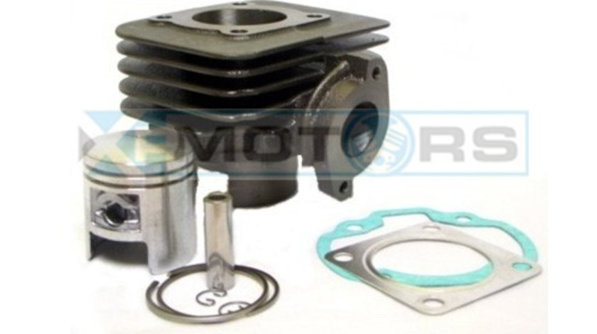 Kit Cilindru (set motor) Suzuki / Morini AD 80 Cc 2T - 46 mm (Aer)