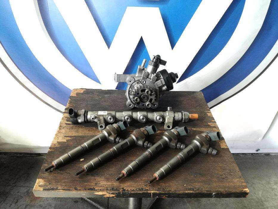 Kit complet injectie motoare VW AUDI - CBAB, CAGA - 2010 2.0d