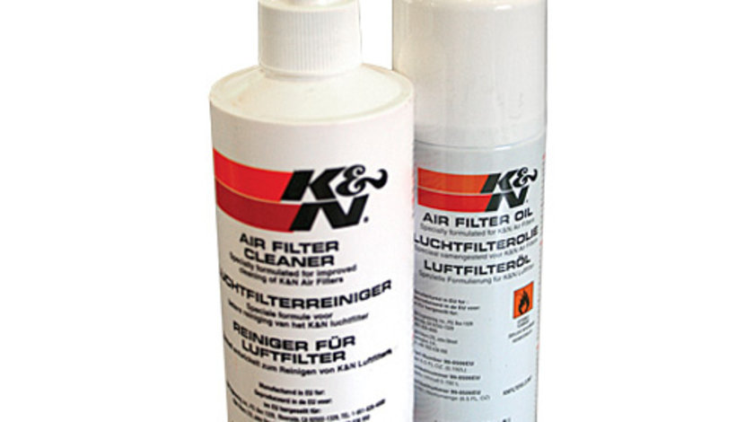 Kit curatare filtre aer tuning