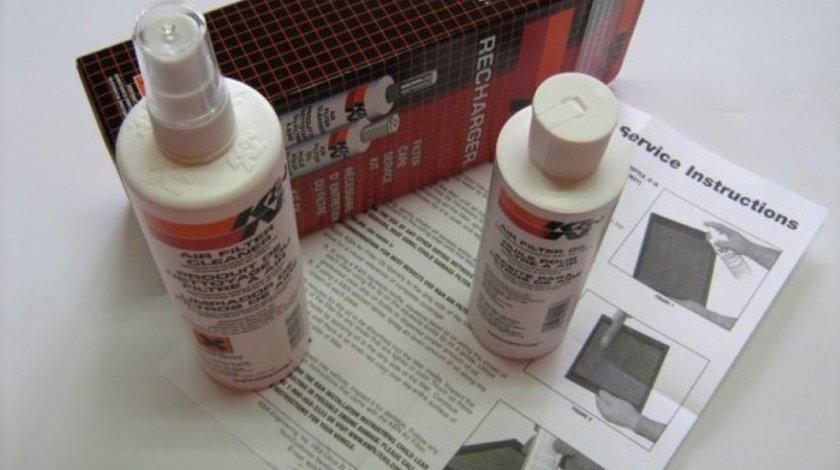 Kit curatare filtru aer model K&N