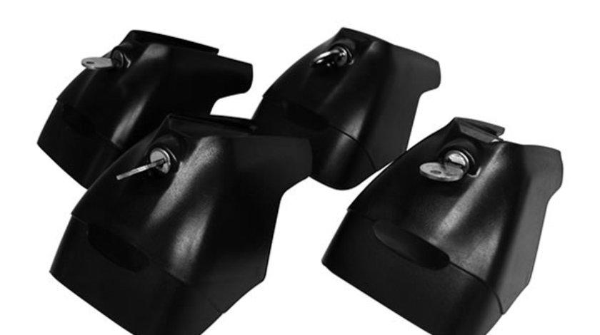 Kit de blocare bare transversale portbagaj Carpoint Tip B pentru bare Typ 10