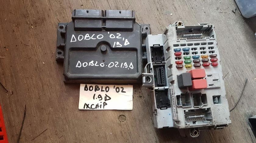 Kit de pornire Fiat Doblo 2002, 1.9D