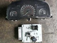 Kit de pornire Ford Transit 2.4 TDDI, an fabr.2002