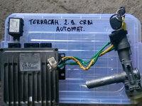 Kit de pornire Hyundai Terracan (2001 - 2008), 2.9D CRDi, cutie automata