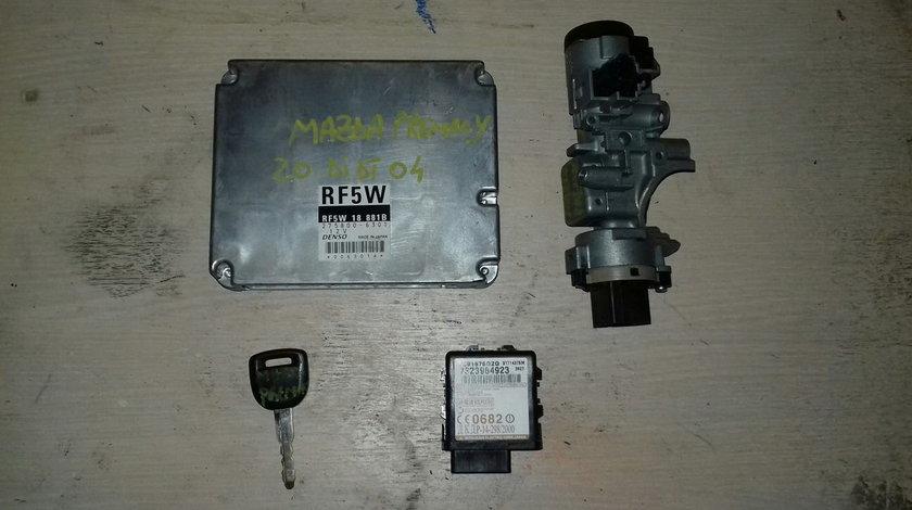 Kit de pornire Mazda Premacy, 2.0 DiDT, an fabr. 2004