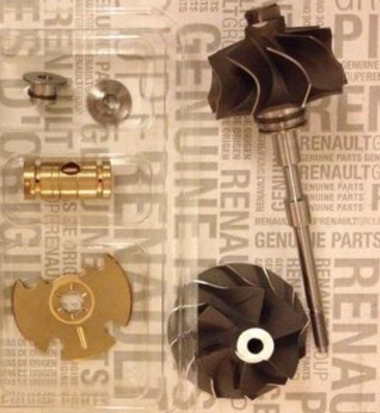 Kit de reparatie turbo Audi 1.9 - Kit turbina Golf - Passat 2.0 TDI