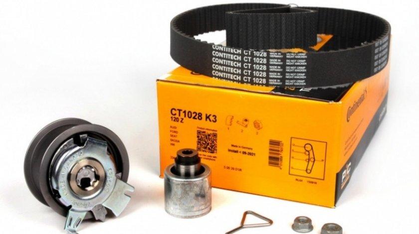 Kit Distributie Contitech Audi A4 B6 2000-2004 CT1028K3