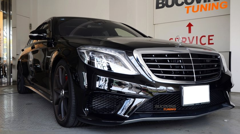 KIT EXTERIOR AMG MERCEDES S CLASS W222 S63