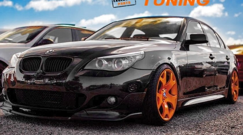 KIT EXTERIOR BMW E60 M TECH 03-07