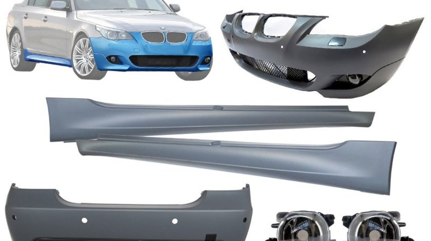 Kit Exterior BMW E60 M Tech Seria 5
