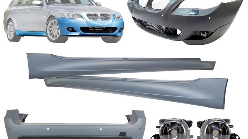 Kit Exterior BMW E61 M Tech Touring Seria 5