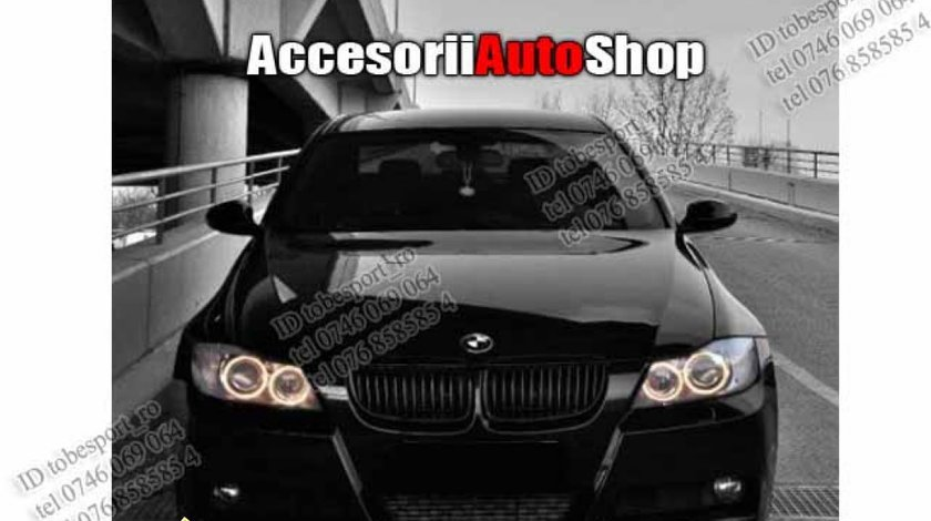 Kit Exterior BMW E90 M tech Pachet M BMW E90 Super Oferta 799 EURO