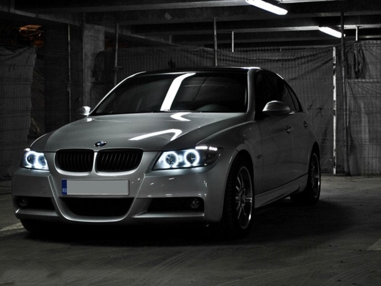 Kit exterior BMW E90 M TECH