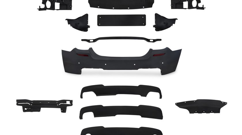 Kit exterior BMW F10 Seria 5 (2011-2014) M-Technik Design